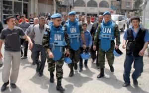 Siria rifiuto degli osservatori amici della Siria