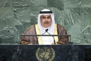 Bahrein: Sheikh Khalid Bin Ahmed Al Khalifa