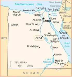incidente minibus ad Assiut