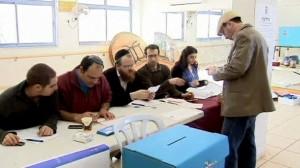 israele voto