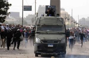 violenze Egitto