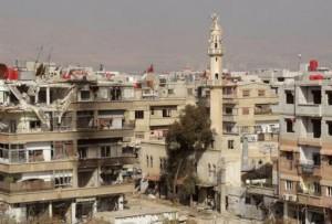 Raid isareliano in Siria
