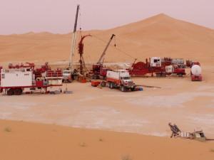 giacimenti petroliferi algeria