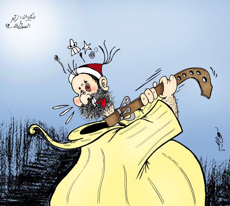 Benkirane stringe la cinghia ....... di Khalid Gueddar