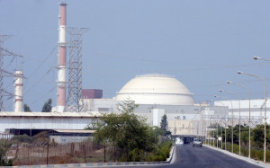 Iran - reattore di Bushehr